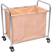 Luxor® HL14 Industrial Laundry Hamper Bulk Truck 36-1/4 x 22 x 35