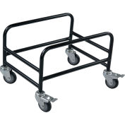 VersaCart ® Hand Basket Stand with Wheels for 28 Liter Shopping Baskets