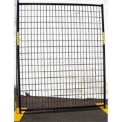 Welded Wire Powder Coat Fence - 12 Panel Kit