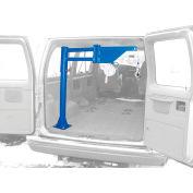 Vestil Low-Profile Manual Lift Van & Truck Jib Crane VAN-J 400 Lb. Capacity
