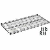 Nexelon™ Wire Shelf 48x24 With Clips