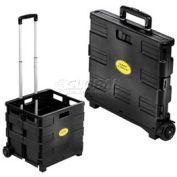 Buhl EZ Crate Folding Hand Cart