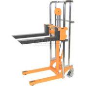 """Wesco® Value Lift Manual Stacker 272940 880 Lb. Cap. 47"""" Lift"""
