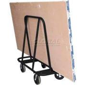 Bluff® Black Sheet Rock Drywall Dolly SRD-KIT-GB 2000 Lb. Capacity