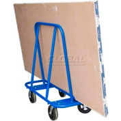 Bluff® Blue Sheet Rock Drywall Dolly SRD-KIT-BL 2000 Lb. Capacity