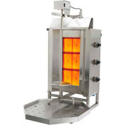 Axis Vertical Broiler - 3 Burner