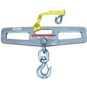 Vestil Forklift Truck Hoisting Hook LM-HP4-S 4000 Lb. Capacity Swivel Hook