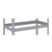 "Additional Shelf Level Boltless 36""W x 24""D - Gray"