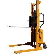"""Big Joe® M22-118 Battery Operated Power Lift Stacker 2200 Lb. 118"""" Lift"""