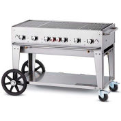 "Crown Verity 48"" Charbroiler LP"
