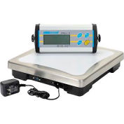 "Adam Equipment CPWplus 15 Digital Bench Scale 33lb x 0.01lb 11-13/16"" x 11-13/16"" Platform"