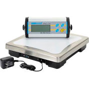 "Adam Equipment CPWplus 150 Digital Bench Scale 330lb x 0.1lb 11-13/16"" x 11-13/16"" Platform"