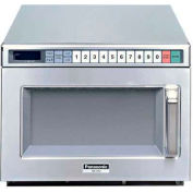 Panasonic ® NE-2157  - Commercial Microwave Oven, 0.6 Cu. Ft., 2100 Watts, 208V / 240V