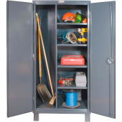 Durham Heavy Duty Maintenance Storage Cabinet HDJC243678-4S95 - 12 Gauge 36x24x78