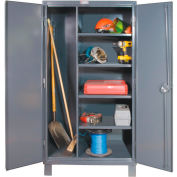 Durham Heavy Duty Maintenance Storage Cabinet HDJC244878-4S95 - 12 Gauge 48x24x78