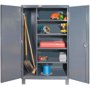 Durham Heavy Duty Maintenance Storage Cabinet HDJC246078-4S95 - 12 Gauge 60x24x78