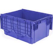 ORBIS Flipak® Distribution Container FP403 - 27-7/8 x 20-5/8 x 15-5/16 Blue