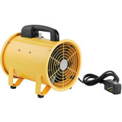 Global Portable Ventilation Fan 8 Inch Diameter