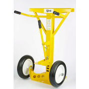 Auto-Stand Plus by Ideal Warehouse 60-5444 Trailer Stabilizing Stand 100,000 Lb. Static Capacity
