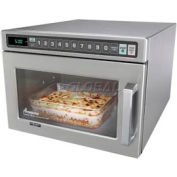 Amana® 0.6 Cu. Ft. 1800 Watt Keypad HD Commercial Microwave