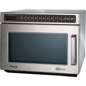 Amana® 0.6 Cu. Ft. 2100 Watt Keypad HD Commercial Microwave
