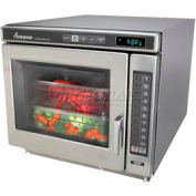 Amana® 1.0 Cu. Ft. 3000 Watt Keypad HD Commercial Microwave