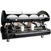 La Pavoni BAR STAR Series Commercial Espresso Machine - Black 3 Group