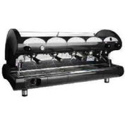 La Pavoni BAR STAR Series Commercial Espresso Machine - Black 4 Group