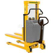 Southworth PalletPal PML-22 Mobile Leveler Stacker 2200 Lb. Cap. Fixed Forks