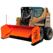 Skid-Steer Snow Pusher 10' Wide - 2603110