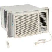 LG Window Air Conditioner with Remote Control LW1815ER, 18,000 BTU Cool, 230/208V