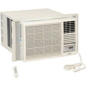 LG Window Air Conditioner w/ Remote Control LW2416HR, 23,000 BTU Cool 9,400/11,600 BTU Heat