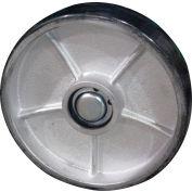 """8"""" Polyurethane Steer Wheel 276005 for Wesco® Pallet Trucks 330438 & 168182"""