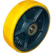 "8"" Polyurethane Steer Wheel 276007 for Wesco® Pallet Truck 984872"