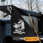 Roller Tarp Kit for 8 Foot Bed Steel Pickup Truck Dump Inserts - DTR5511