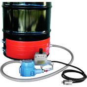 BriskHeat® 30 Gallon Hazardous Area Drum Heater - 120V, T4A Rated