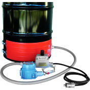 BriskHeat® 55 Gallon Hazardous Area Drum Heater - 120V, T4A Rated