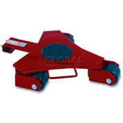 GKS Perfekt® RL2 Rotating Multidirectional Machine Dolly 4400 Lb. Cap.