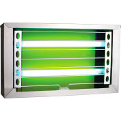 Visu 30 Watt Commercial Lighted Glue Board Fly/Insect Control