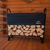 ShelterLogic® 90401 Outdoor Covered Firewood Rack 4 Ft.