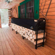 ShelterLogic® 90403 Outdoor Covered Firewood Rack 12 Ft.