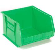 "Akro-Mils AkroBin® Plastic Stacking Bin 30270 - 16-1/2""W x 18""D x 11""H, Green - Pkg Qty 3"