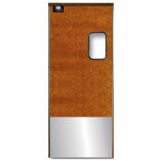 Chase Doors Medium Duty Service Door Single Panel Maple 3' x 7' 3684SC