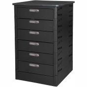 Datum TekStak Laptop Storage Locker 6 Tier Electronic Lock Laminate Top, Series TEKS6-C