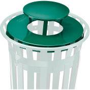 Global Industrial™ Rain Bonnet Lid - 36 Gallon Green