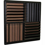 "Adjustable Louvers LOUVER-KIT-36 for 36"" Portacool® Unit"