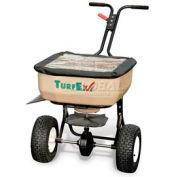 TurfEx 160 Lb. Capacity Heavy Duty Push Spreader