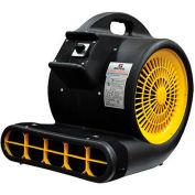 AirFoxx 1 HP 3 Speed Floor Dryer - AM4000a