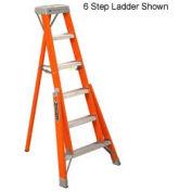 Louisville 5' Type 1A Fiberglass Tripod Ladder, 300 Lb. Cap. - FT1505