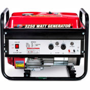 All Power America APG3012 3250W 6.5 HP Portable Generator, 120V 12V Output